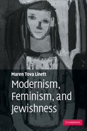 Modernism, Feminism, and Jewishness